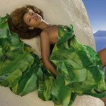 Beyonce House of Dereon Summer 2010 2