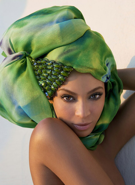 Beyonce And Her New House Of Dereon Summer 2010 Collection