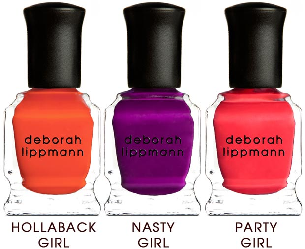 Beyonce inspired nails from Deborah Lippmann