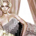 Beyonce Italian Vogue April 2009 photo