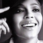 Beyonce Italian Vogue portrait April 09