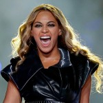 Beyonce jacket Super Bowl