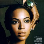 Beyonce Knowles Instyle magazine November 2008 2