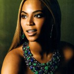 Beyonce Knowles Instyle magazine November 2008 3