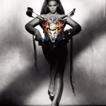 Beyonce Sasha Fierce pictures Thierry Mugler Motorcycle Top l
