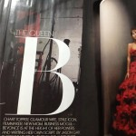 Beyonce Vogue McQueen dress