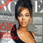 Beyonce Vogue US March 2013 cover
