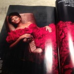 Beyonce Vogue US March 2013 preview