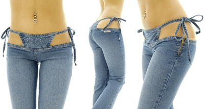 How To Not Wear Your Blue Jean