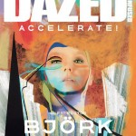 Bjork Dazed and Confused August 2011 cover