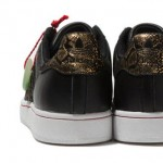 black Adidas Originals Chinese New Year sneakers