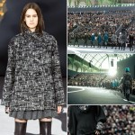 black and white for Fall 2013 Chanel Collection