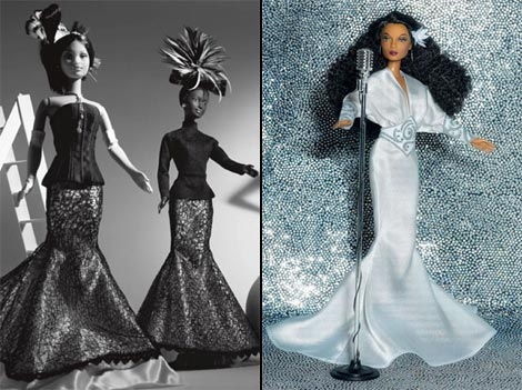 Black Barbie Vogue Italy July 2009 supplement