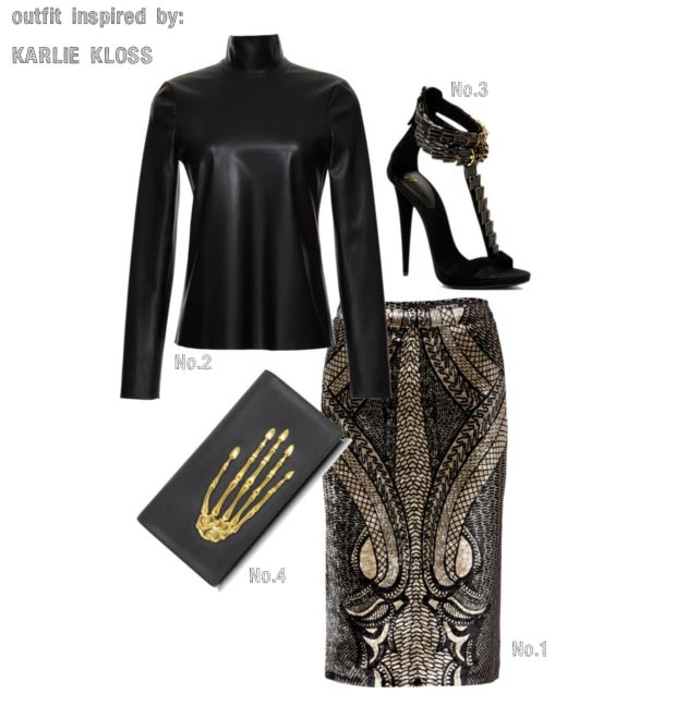 What To Wear To A Fall Event? Outfit Inspired By Karlie Kloss
