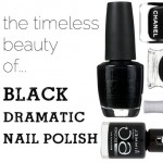 black nail polish must have