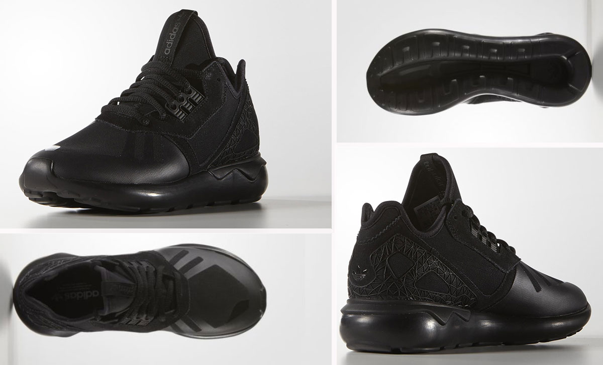 size 40 414f5 577a2 black sneakers Adidas Tubular runner wmns details