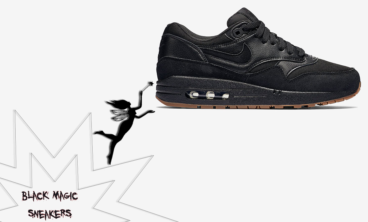 5 Black Magic Sneakers You Need In Your Life!