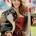 Blake Lively preserve Vogue 2014