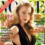 Blake Lively Vogue US February cover