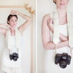 bloom theory camera straps Flower Power