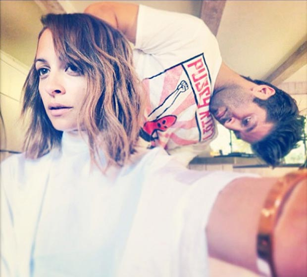 Here's Nicole Richie's New Haircut!