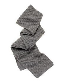 Boden Knitted Scarf Grey