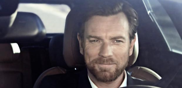 Bond ready Ewan McGregor Citroen commercial
