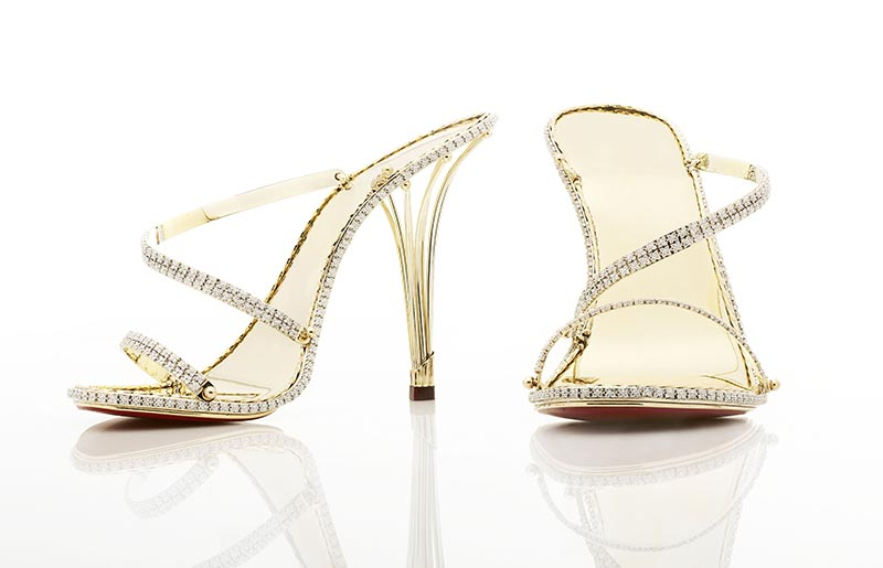 borgezie eternal diamond stiletto shoes