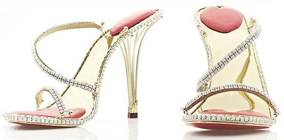borgezie eternal diamond stilettos