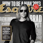 Brad Pitt Black And White Esquire Pictures Brings Brangelina On My Mind
