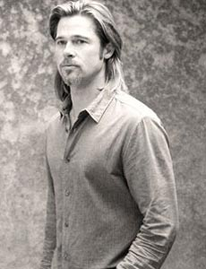 Brad Pitt starring in Chanel ad
