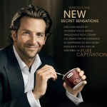 Bradley Cooper ad campaign Haagen Dazs ice cream