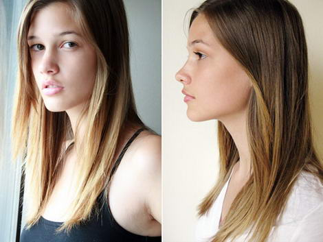 Freshface Brianna Gauthier