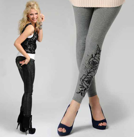 Britney for Candies collection leggings