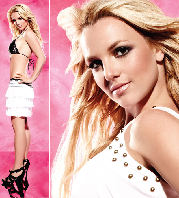 Britney Spears Candies 2009 4