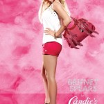 Britney Spears Candies ad campaign 2009 1