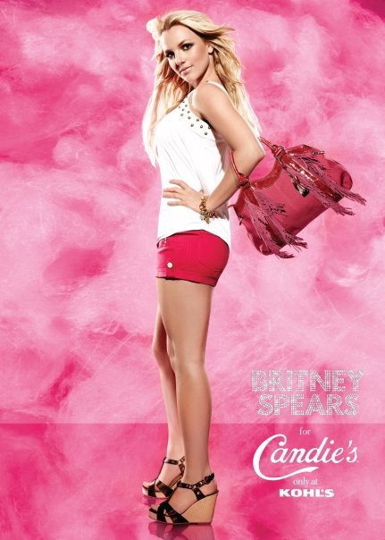Britney Spears Candie S Pictures 64