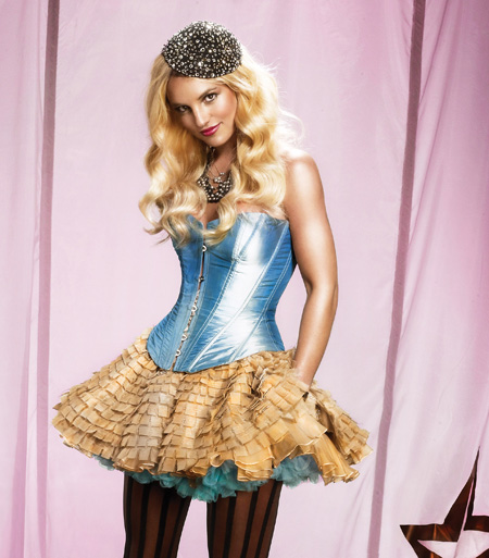 Britney Spears Circus promo picture