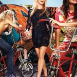 Britney Spears Harper s Bazaar June 2011 bike photo