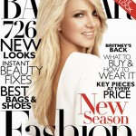 Britney Spears Harper s Bazaar June 2011 cover