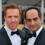 Brody Abu Nazir buddying up 2013 SAG Awards