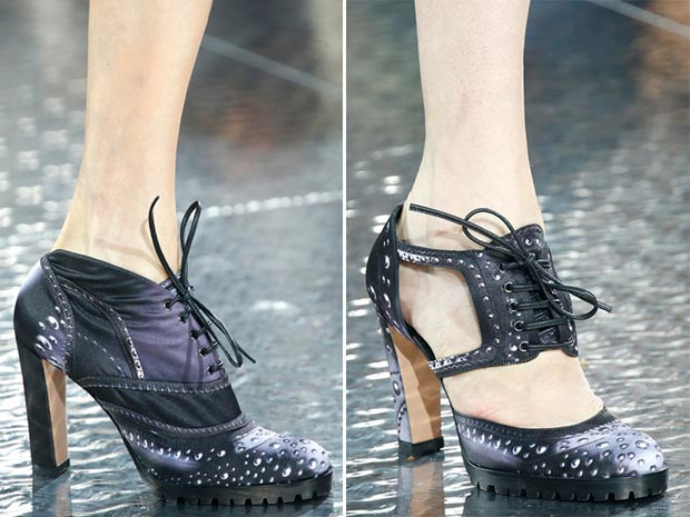 Brogues Spring Summer 2014 Mary Katrantzou