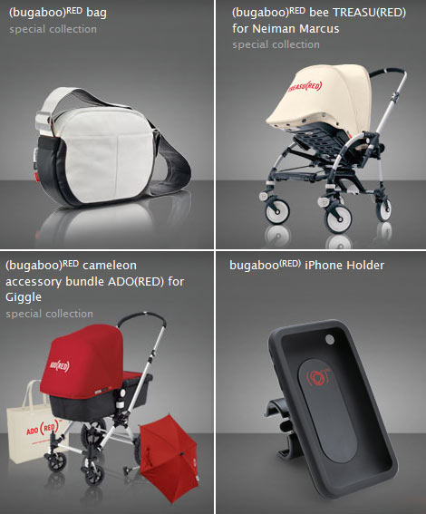 Bugaboo RED collection