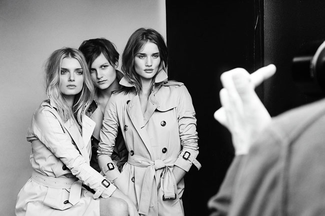 Burberry beauty ad campaign 1