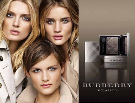 Burberry Beauty Ad Campaign 2010