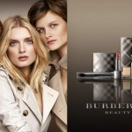 Burberry Beauty Ad Campaign Rosie Lily Nina large