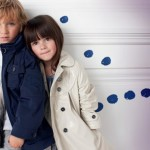 Burberry Children campaign