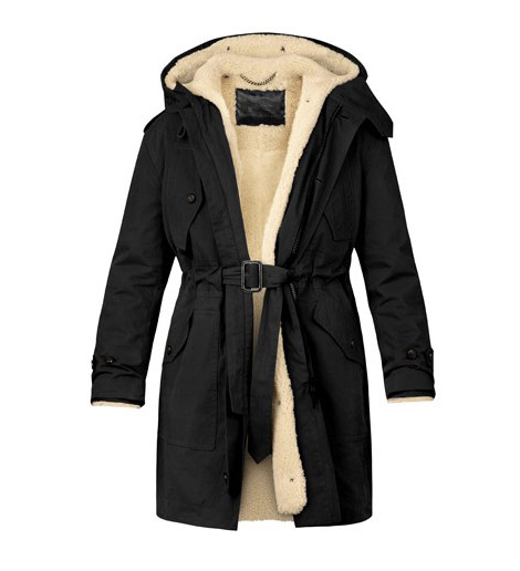 Burberry Exclusive for Colette parka