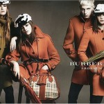 Burberry Fall Winter 2011 2012 ad campaign large