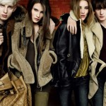 Burberry FW 10 11 revolutionary ad campaign Rosie